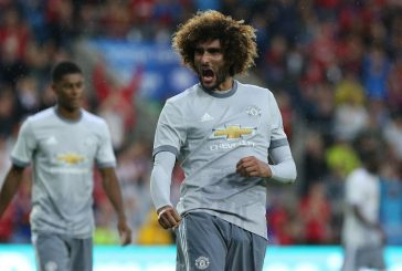 Belgium boss Martinez confirms Marouane Fellaini has been left out of squad to allow recovery
