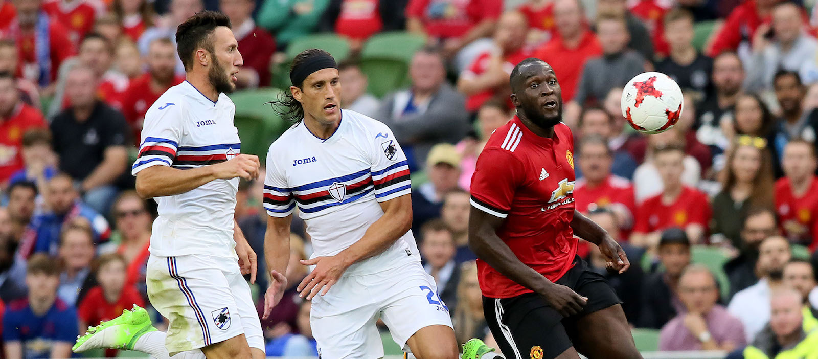 Antonio Valencia believes Romelu Lukaku will excel at Manchester United