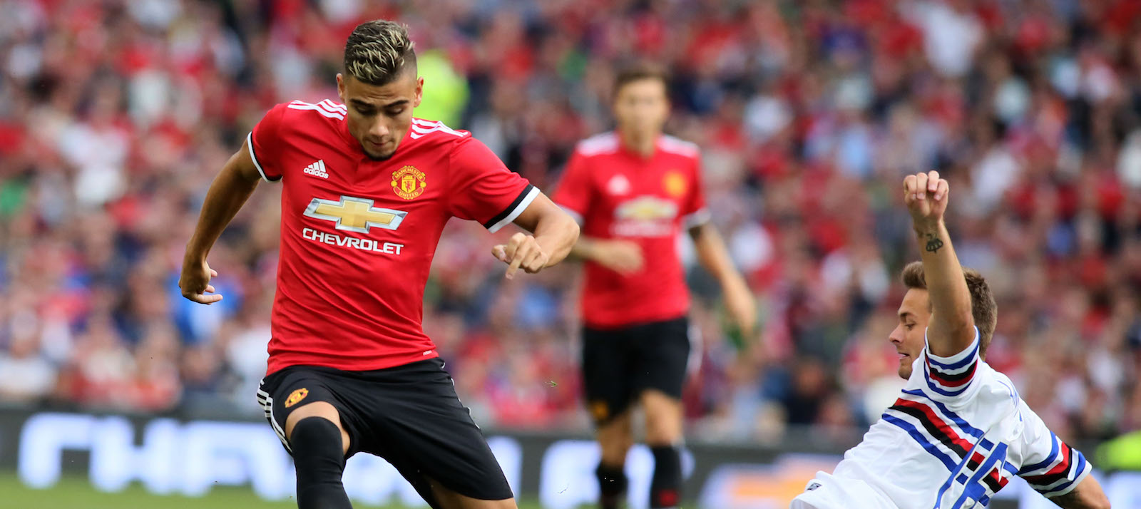 Manchester United fans delighted with Andreas Pereira's performance vs AC Milan