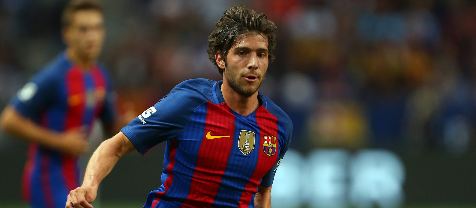 Manchester United target Sergi Roberto signs new contract with Barcelona until 2022