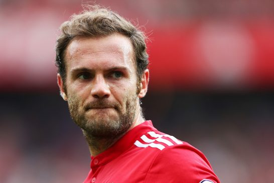 Manchester United fans frustrated with Juan Mata performance vs Huddersfield