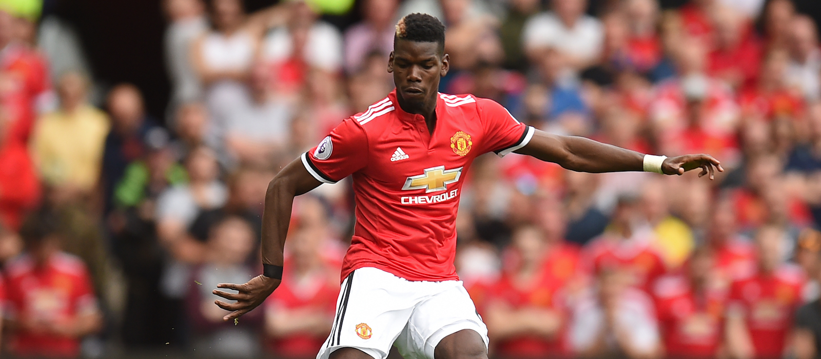 Video: Paul Pogba steps up recovery from hamstring injury