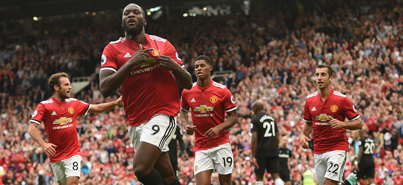 Rio Ferdinand full of praise for Romelu Lukaku's performance against West Ham