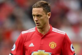 Nemanja Matić puts in another fantastic performance in Manchester United's 4-0 win vs Everton