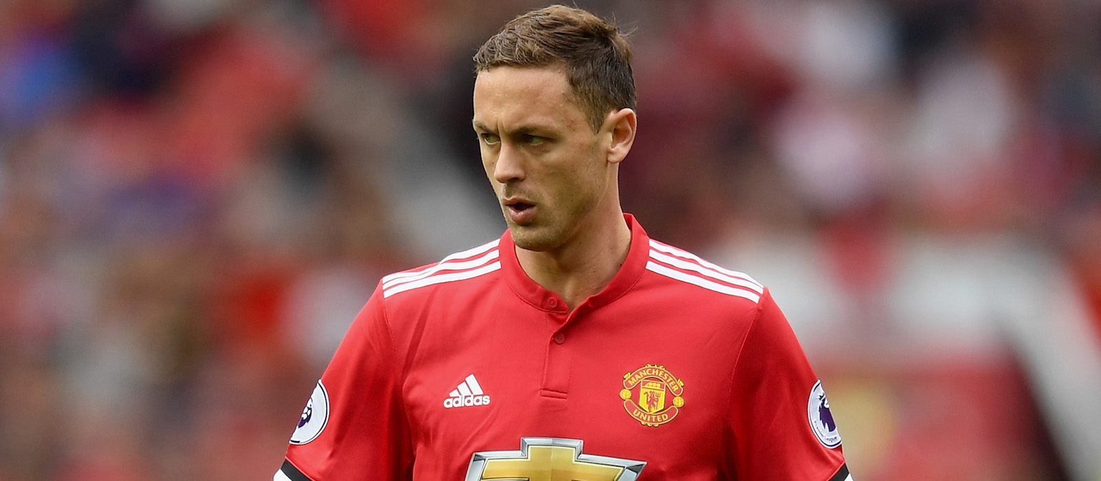 Nemanja Matic produces commanding performance against ...