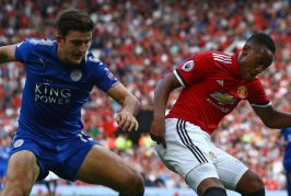 Manchester City pull out of race to sign Leicester City defender Harry Maguire – report