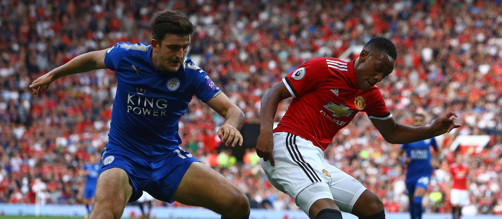 Manchester clubs to battle for £50m England defender Harry Maguire – report