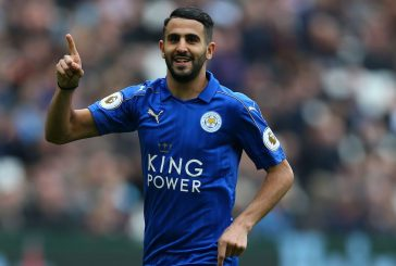 Official: Riyad Mahrez given permission to leave Leicester City
