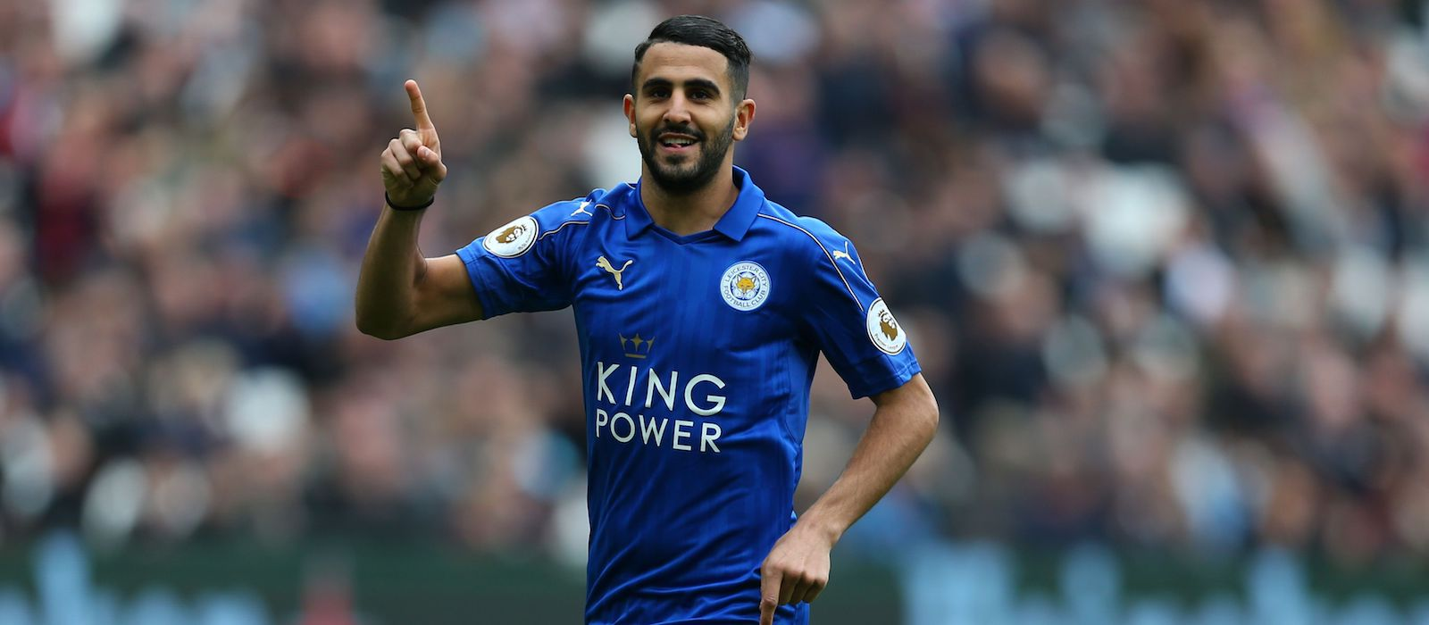 Jose Mourinho wants to bring Riyad Mahrez to Manchester United – report