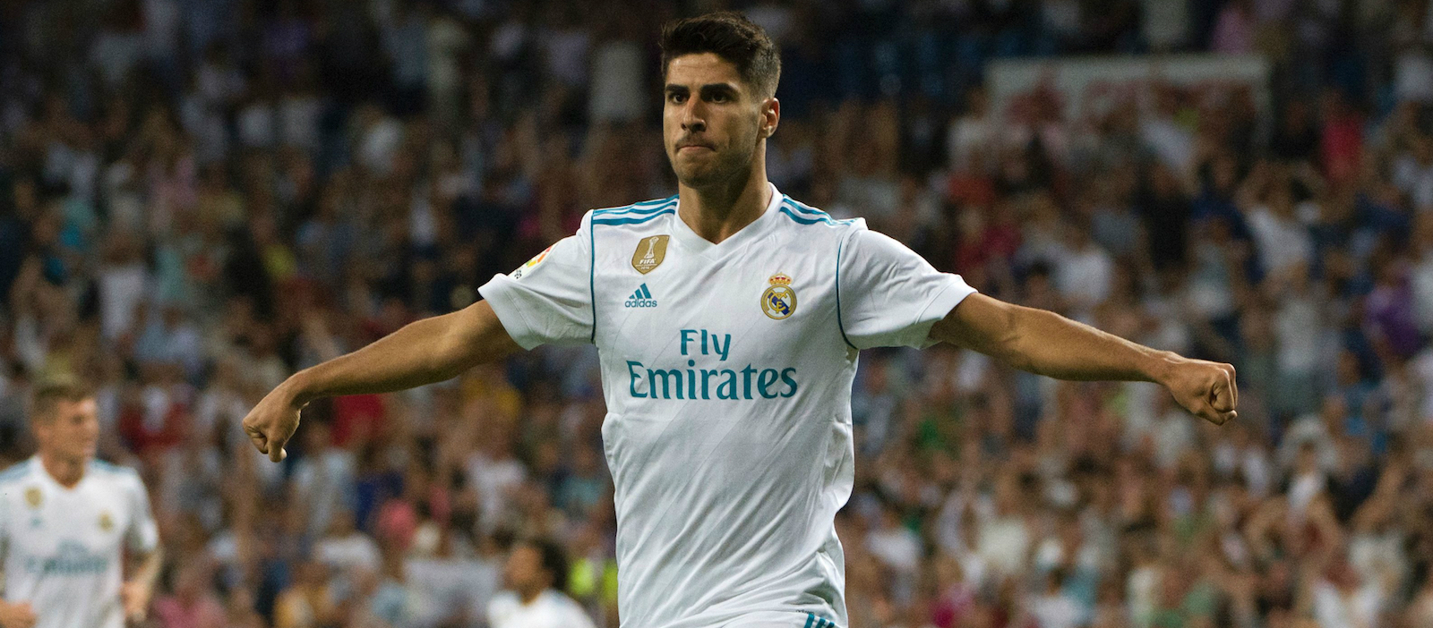 Manchester United have made a €55 million for Real Madrid forward Marco Asensio – report