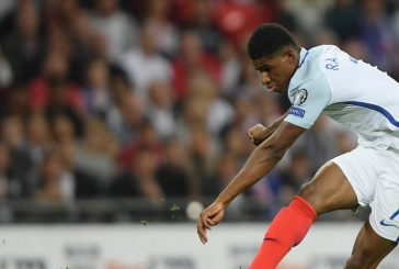 Raheem Sterling pays England team-mate Marcus Rashford huge compliment