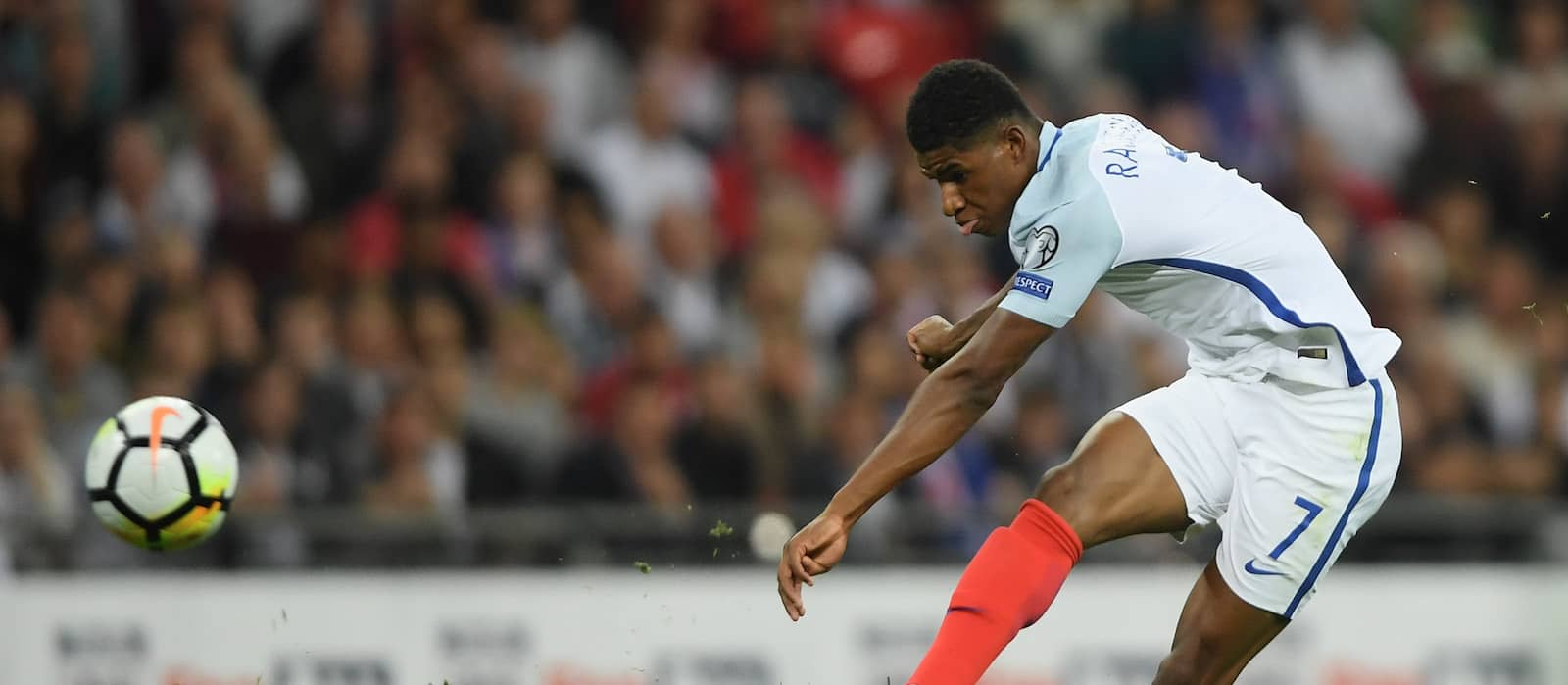 Marcus Rashford's form for England great news for Manchester United