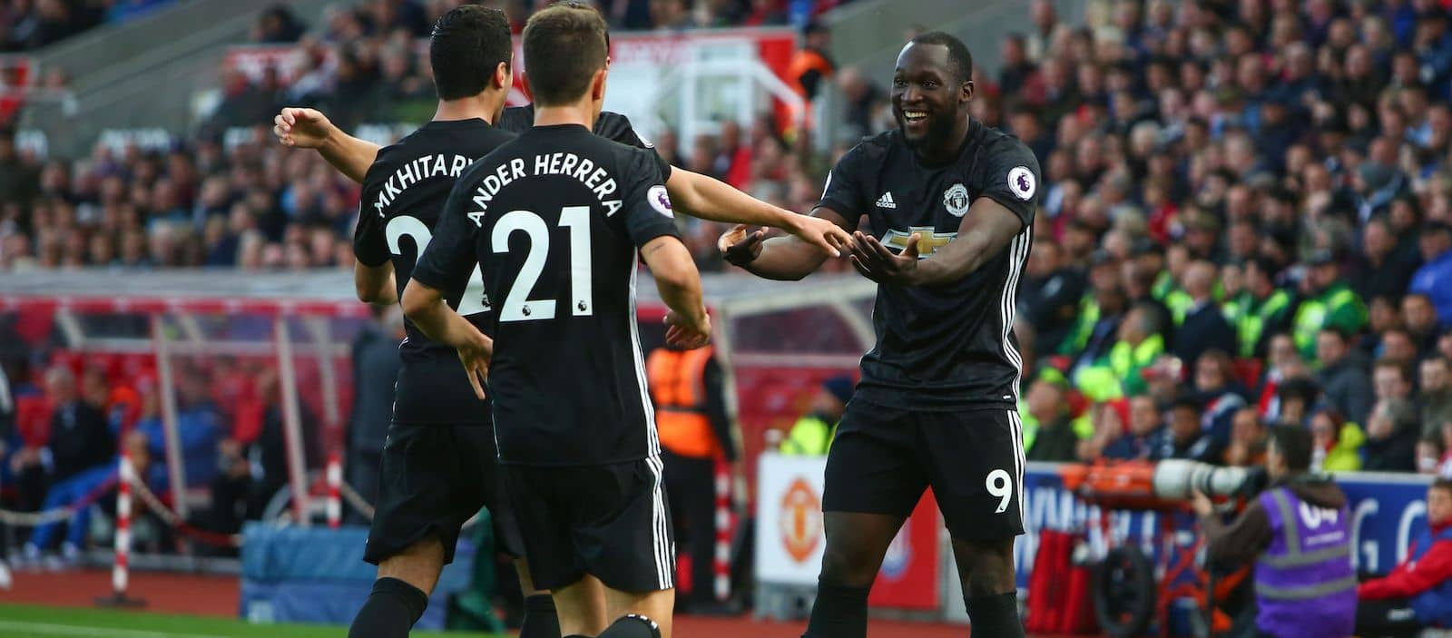 Romelu Lukaku nominated for Barclays Premier League 'Player of the Month' for September