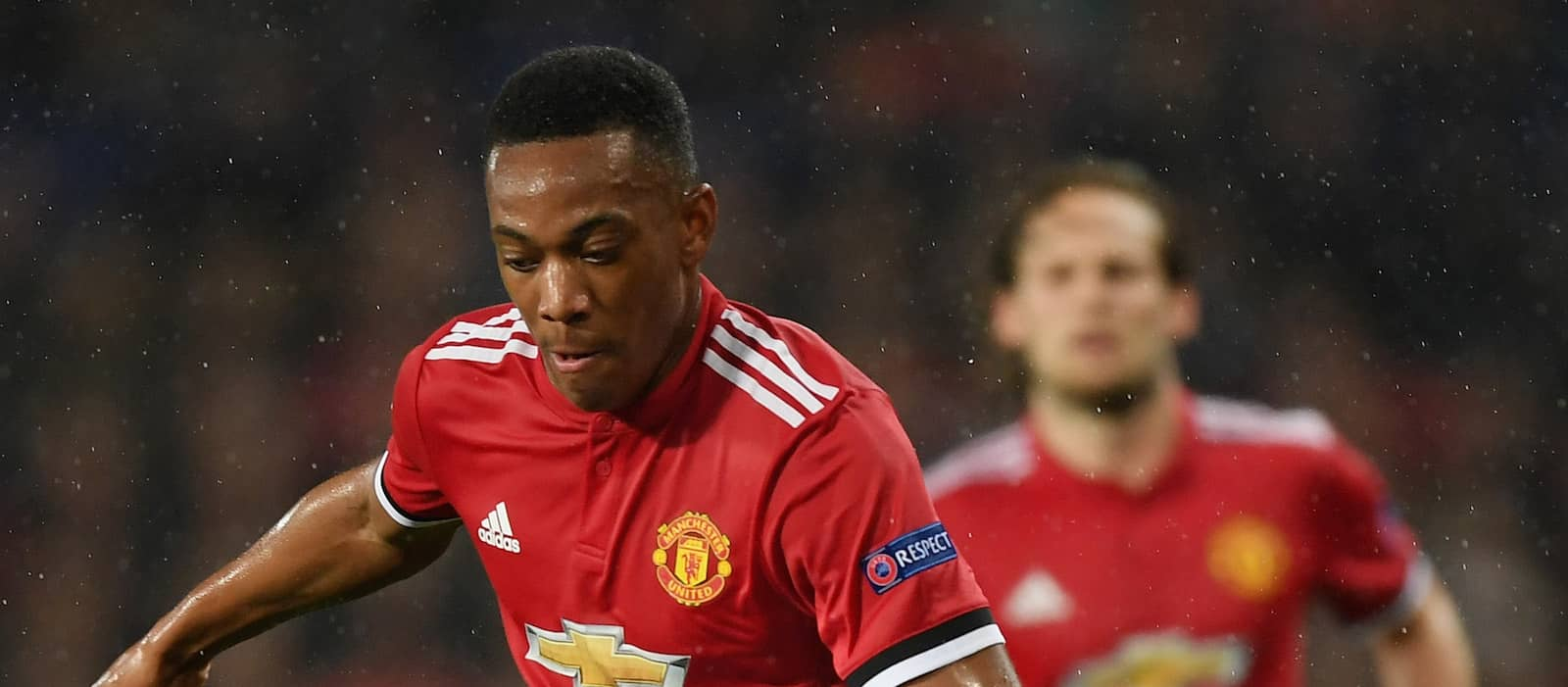 Anthony Martial urged to have more confidence in his abilities by Manchester United teammate Nemanja Matic
