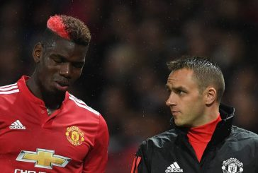 Paul Pogba faces up to six weeks out with hamstring injury
