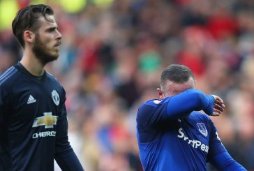 David de Gea looks ahead to Manchester United's clash with Tottenham Hotspur