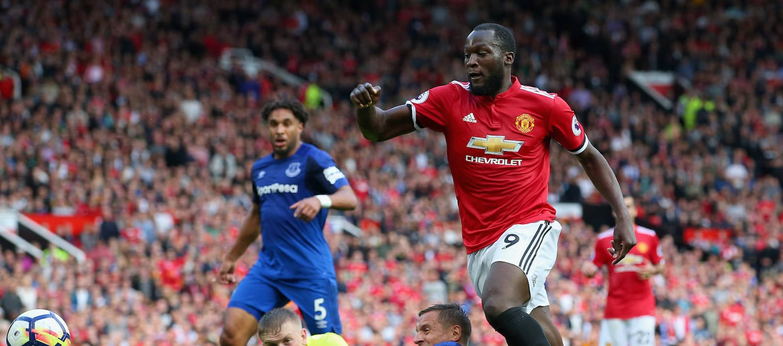 Roberto Martinez confirms Romelu Lukaku has recovered from ankle injury