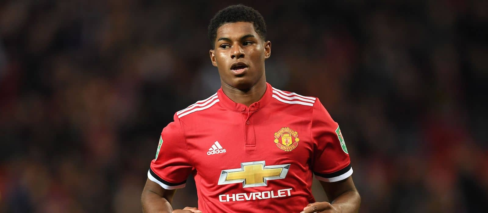 Rio Ferdinand: Marcus Rashford is in the right environment at Manchester United