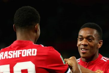 Dimitar Berbatov: Marcus Rashford and Anthony Martial need more time