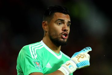 Manchester United's Sergio Romero suffers injury that will keep him out of the World Cup