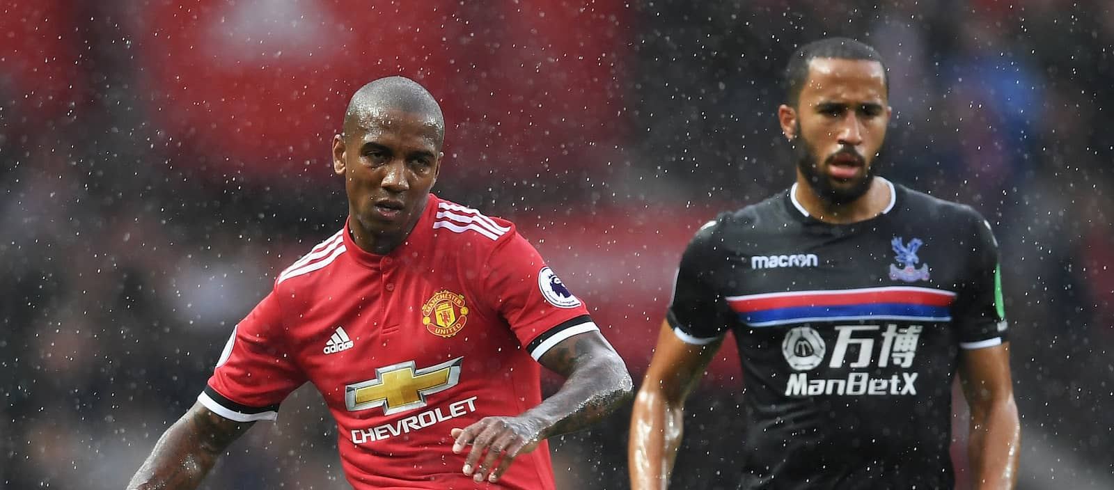 Ashley Young completes move to Inter Milan