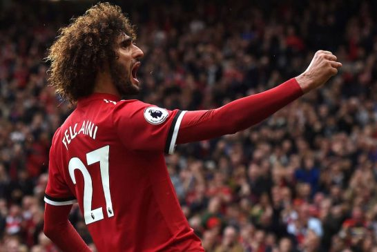 Manchester United set to offer Marouane Fellaini new two year contract – report
