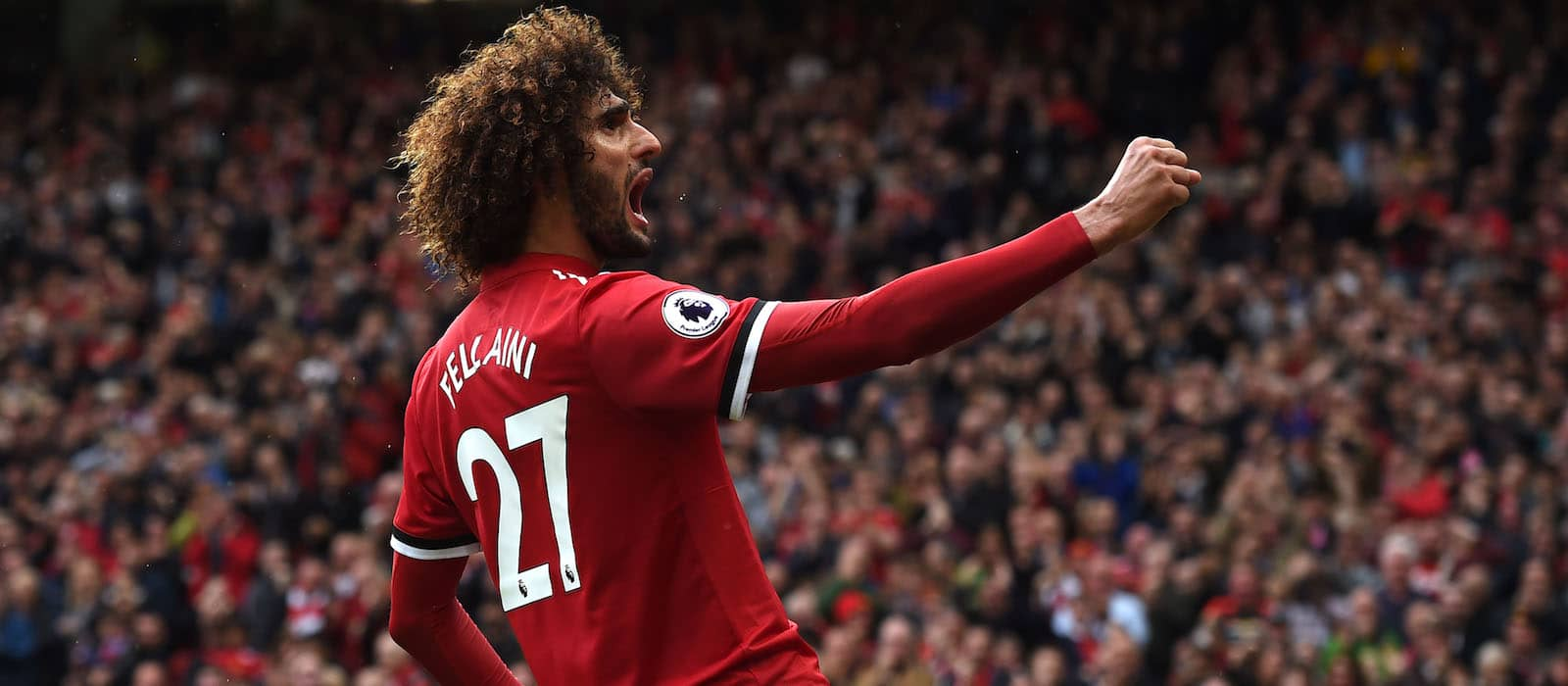 Official: Manchester United confirm Marouane Fellaini has joined Shandong Luneng