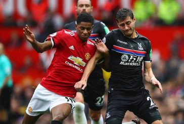 Garth Crooks: Marcus Rashford tore Crystal Palace defence apart like a great white shark