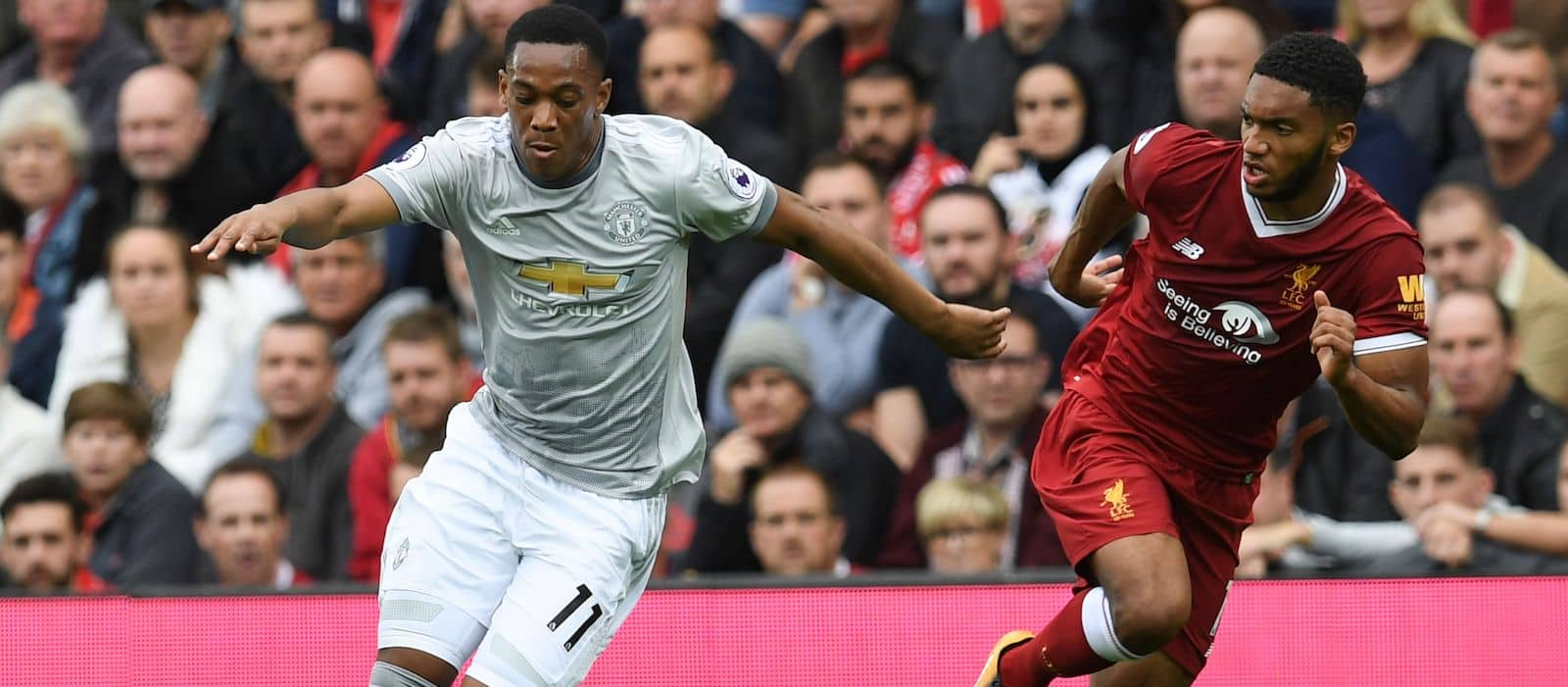 Barcelona send scouts to watch Anthony Martial in action against Benfica