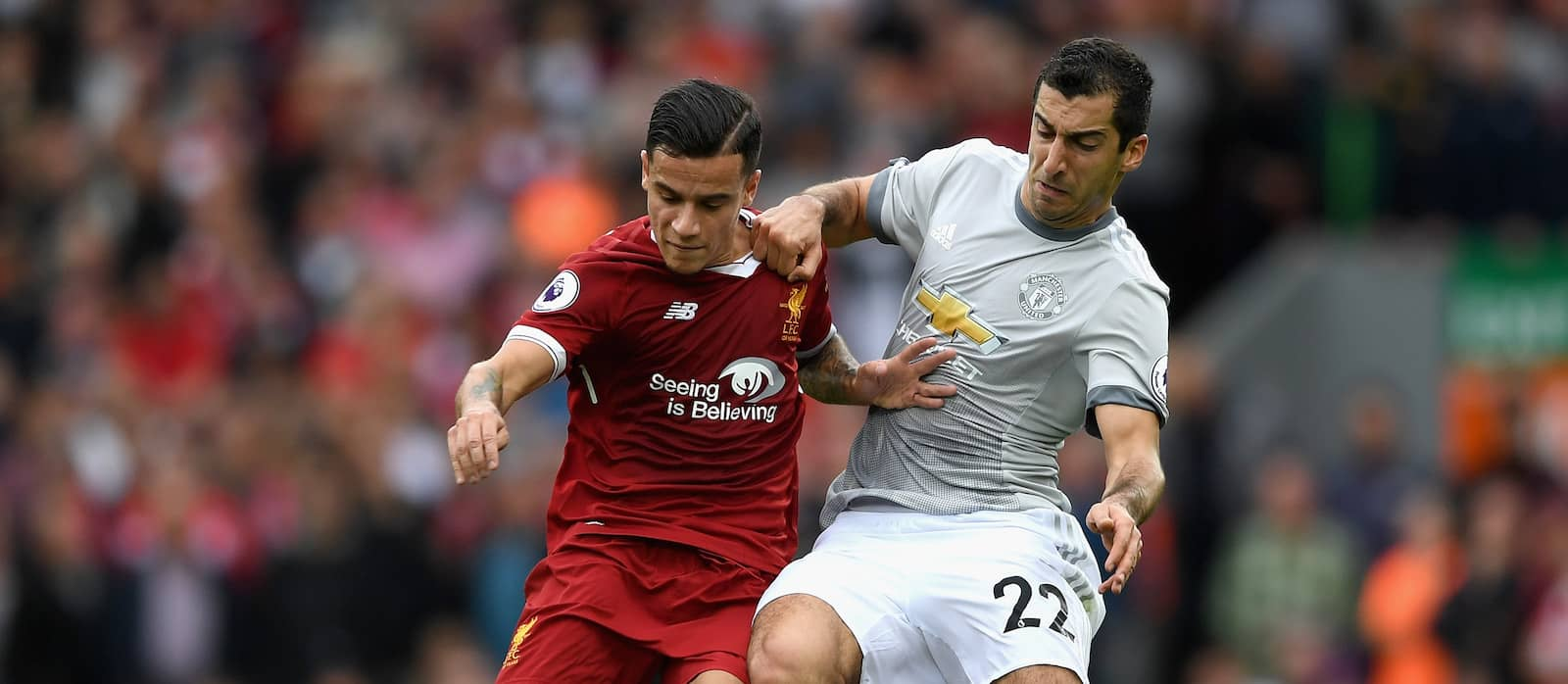 Manchester United make contact with Barcelona's Philippe Coutinho: report