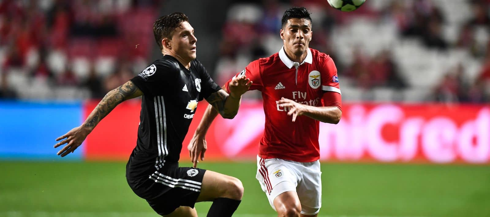Manchester United fans delighted with Victor Lindelof's performance against Italy