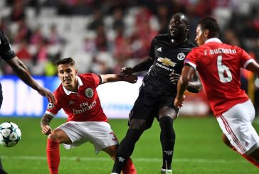 Photo: Romelu Lukaku shows his class following Benfica win