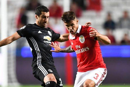 Henrikh Mkhitaryan and Luke Shaw set to miss Huddersfield clash