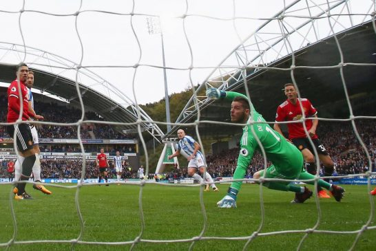 Huddersfield Town 2-1 Manchester United: Player ratings
