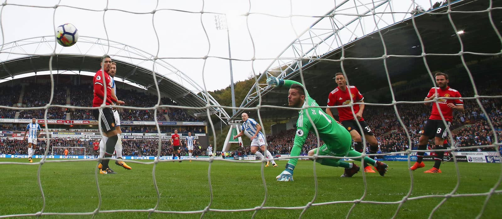 Tom Ince:  Manchester United lacked the fluidity that Huddersfield struggled with against Man City and Spurs