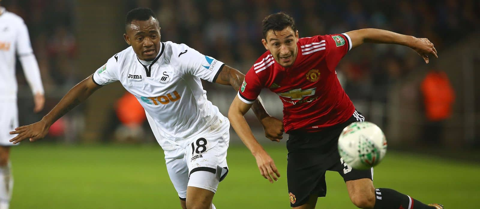 Serie A giants take aim at Manchester United's Matteo Darmian: report