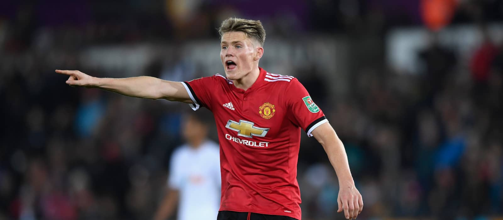 Scott McTominay produces commanding midfield performance against Sevilla