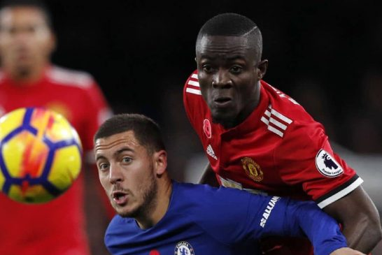 Eric Bailly could miss more than 15 games through groin injury suffered against Chelsea in November – report
