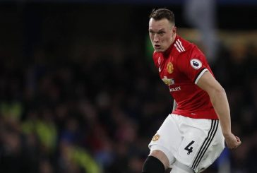 Phil Jones on borrowed time at Manchester United: report