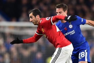 FC Basel vs Manchester United: Potential XI with Henrikh Mkhitaryan at No.10