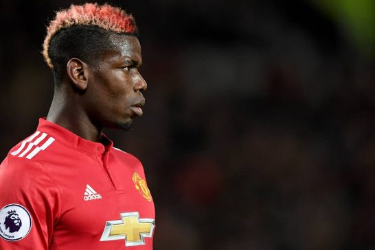 Paul Pogba: I feel blessed after seeing Manchester United fans again