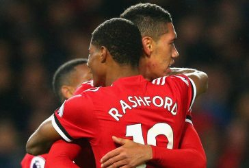 Marcus Rashford looks ahead to Manchester United's clash with Brighton and Hove Albion
