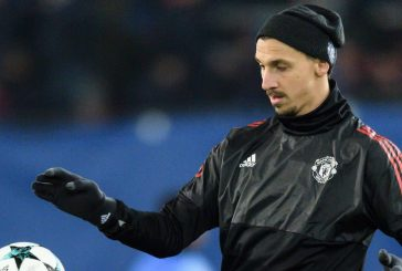 Zlatan Ibrahimovic: Nobody works harder than me at Manchester United