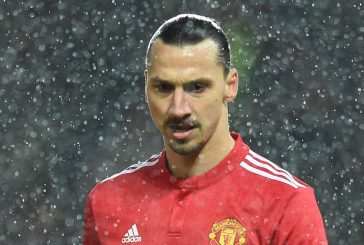 Jose Mourinho confirms Zlatan Ibrahimovic has returned to first team training