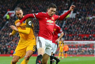 Jose Mourinho singles out Victor Lindelof for praise following Watford win