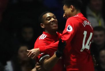 Manchester United vs Southampton: Potential XI with Anthony Martial and Jesse Lingard