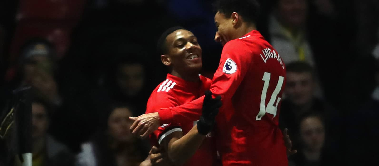 Jose Mourinho calls on Anthony Martial to improve his work rate at Manchester United