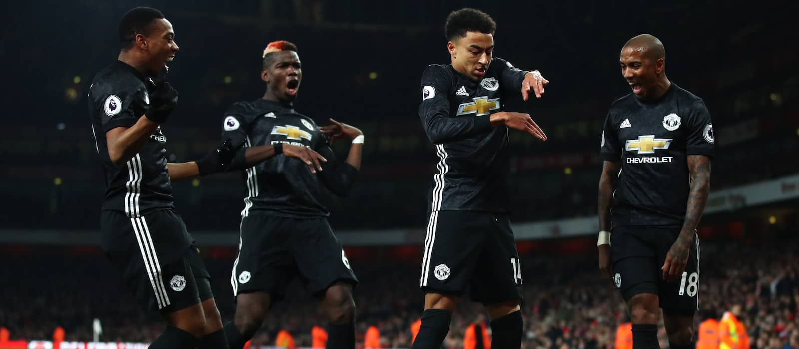 Danny Murphy: Manchester United's Jesse Lingard is a very intelligent player