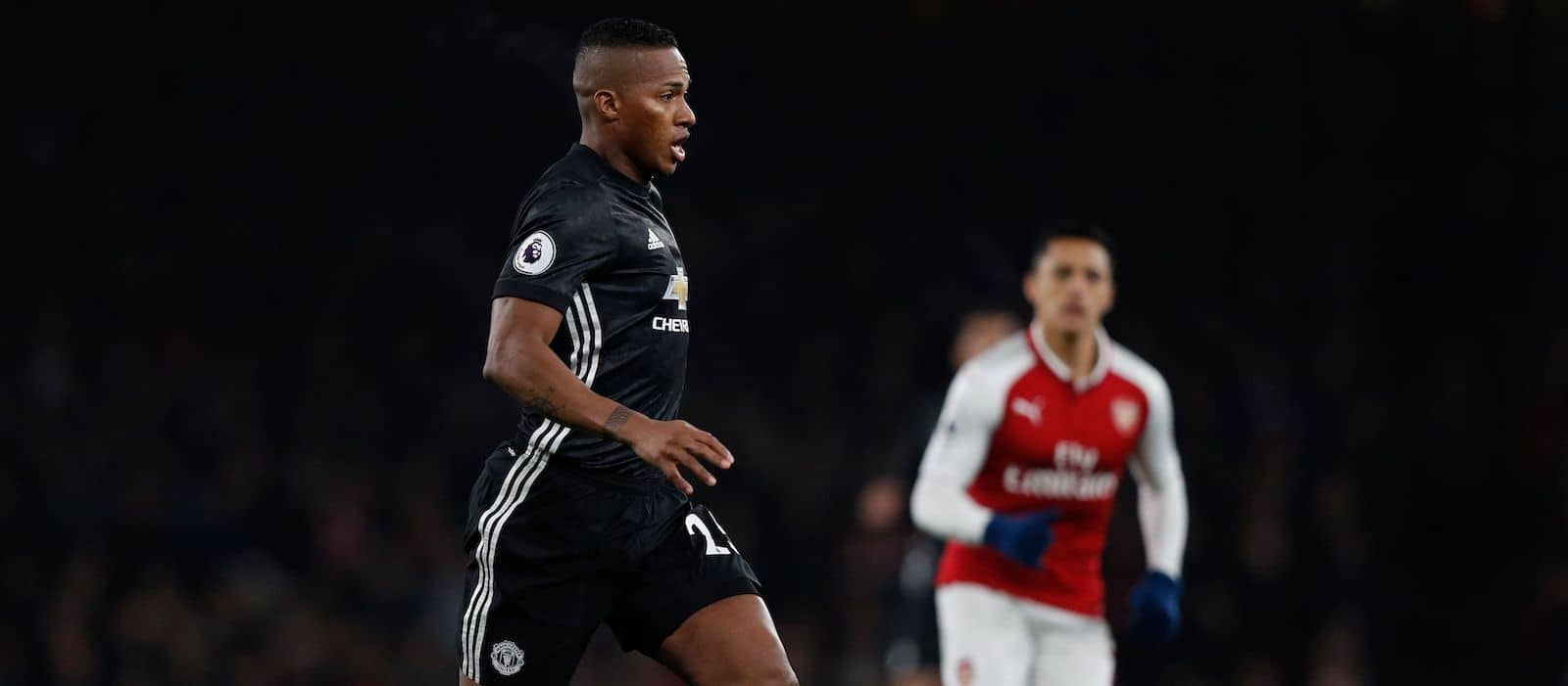 Ole Gunnar Solskjaer explains why Antonio Valencia hasn't played under him