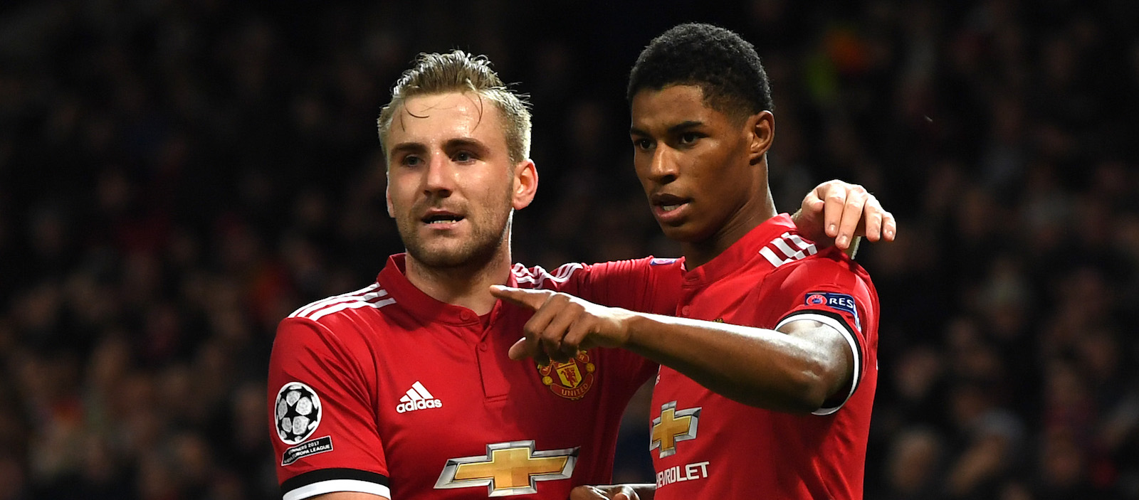 Luke Shaw insists he's feeling the best he's ever felt at Manchester United